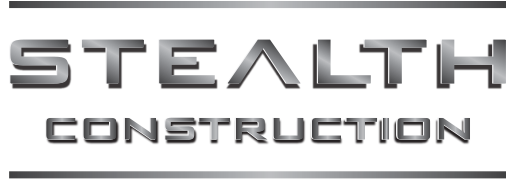 Stealth Construction logo