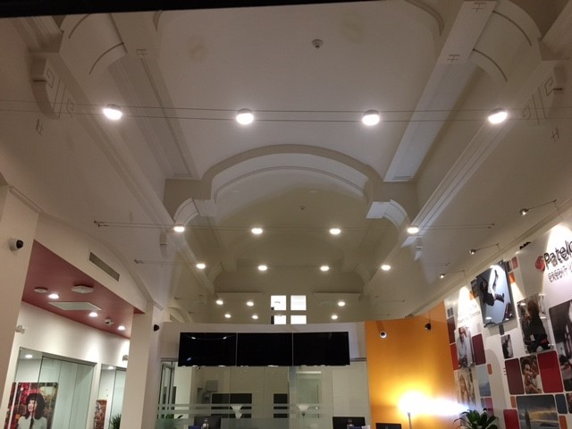 Patelco Lighting Stealth Construction Construction Company Concord CA